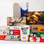 Espositori e scatole varie a progetto