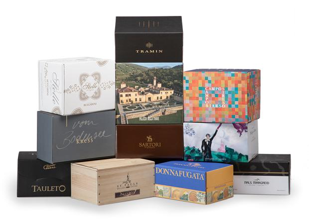 Cartotrentina - Packaging di alta qualità