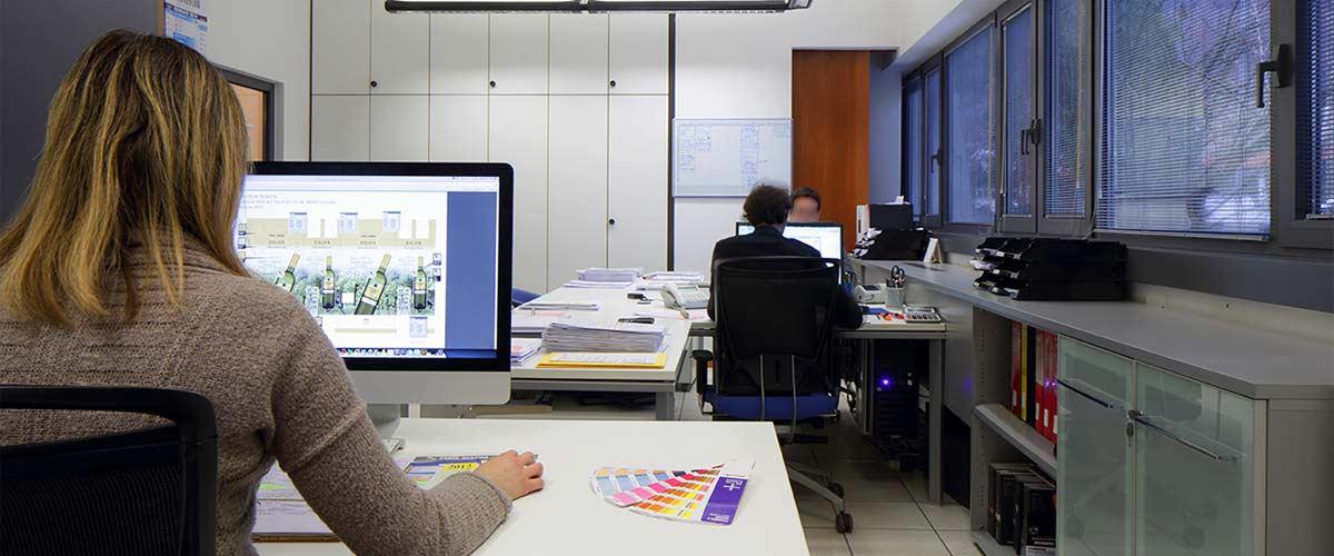 Ufficio grafico CARTOTRENTINA